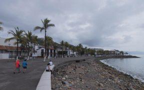 Se forma tormenta tropical 'Olaf' frente a costas de Jalisco