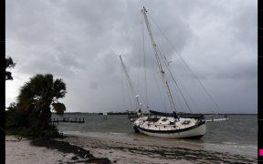"La tormenta tropical ""Mindy"" toca tierra en noroeste de Florida"