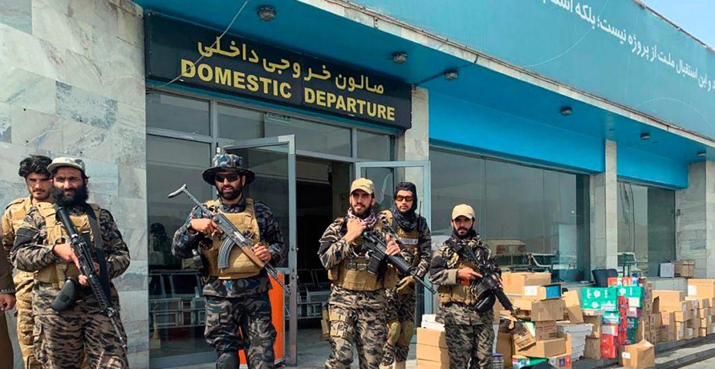Talibanes urgen ante la ONU el reconocimiento internacional de su gobierno en Afganistán