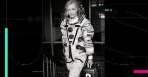 Previo a rodar el primer filme espacial, actriz rusa se somete a un último examen