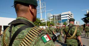 Ejército, Marina y Seguridad Ciudadana recibirían 241.4 mil mdp en 2022, 17.6% más que este año, reporta Hacienda