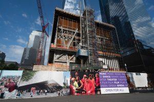 La reconstrucción de la zona cero en Nueva York sigue sin terminar, 20 años después de los ataques