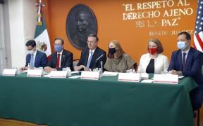 México y EU acuerdan crear grupos de trabajo para avanzar en cadenas de suministro de semiconductores