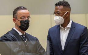 Boateng deberá pagar a su expareja 2.1 millone de dólares. (Foto: AP).