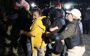 Migrantes denuncian represión por parte de las autoridades en México