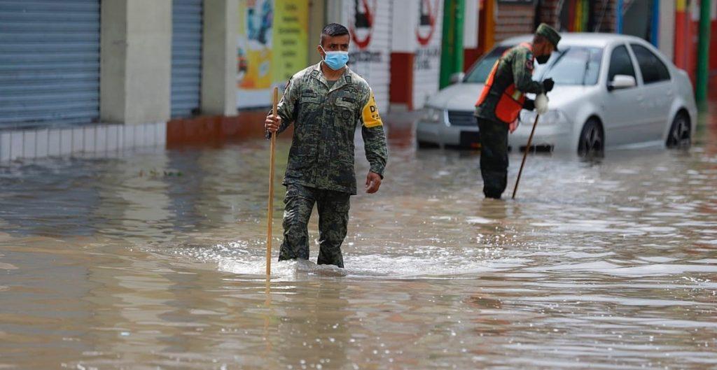 """Se sabía que podía presentarse un desbordamiento, pero no a ese nivel"": Omar Fayad, gobernador de Hidalgo"
