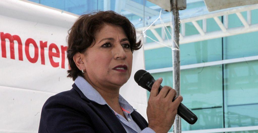 Senadoras del PAN denuncian a Delfina Gómez ante Fiscalía Electoral y la FGJEM por caso de retención de salarios