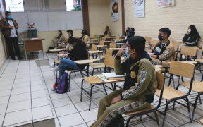Suman 34 casos de Covid-19 en escuelas tras regreso a clases en Colima