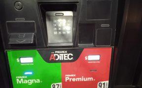 Por IEPS en gasolinas, consumidores de premium deberán pagar 3.30 pesos por litro la siguiente semana