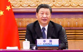 """Xi Jinping pide a Angela Merkel promover una política """"correcta"""" hacia China"""