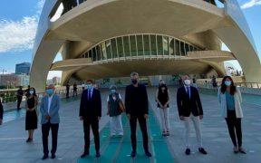 Los Premios Goya se trasladan a Valencia y tendrán público para la edición 2022