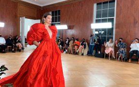 Carolina Herrera celebró sus orígenes en la Fashion Week de Nueva York
