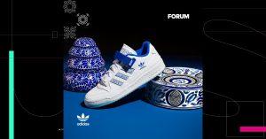Adidas celebra el mes patrio con una edición especial inspirada en la Talavera