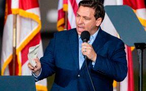 """Gobernador de Florida promete """"luchar"""" contra el plan de vacunación de Biden"""