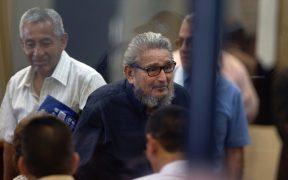 Abimael Guzmán, líder histórico del grupo guerrillero peruano Sendero Luminoso, murió este sábado a los 86 años