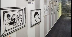 Conoce el primer hotel dedicado a los cómics en Bruselas