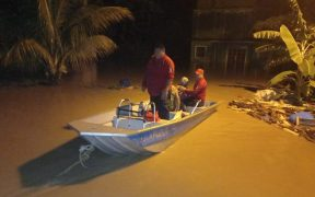 "Lluvias en Tabasco orillan a Conagua a extraer agua de la presa 'Peñitas'; ""no representa peligro"", señalan"