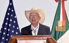 Migración, pandemia y seguridad, las prioridades de Ken Salazar al llegar a México como embajador de EU