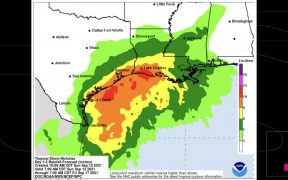 "La tormenta tropical ""Nicholas"" se forma en Golfo de México"