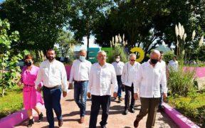 AMLO anuncia que Antonio Echevarría, gobernador de Nayarit, lo ayudará en el gobierno federal
