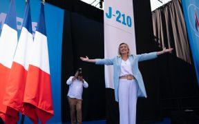 Dos mujeres inician campaña para la presidencia de Francia