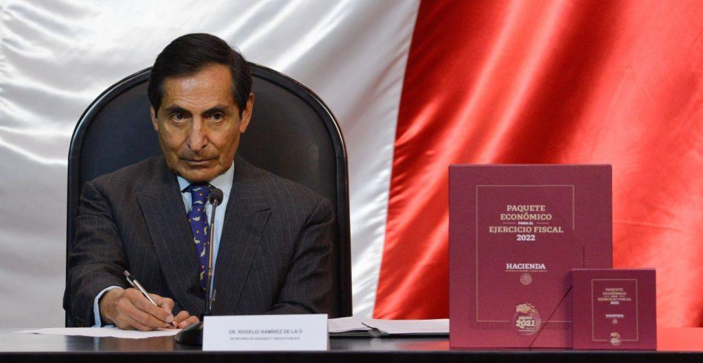 Falta el 2.1% de recuperación del PIB para regresar al nivel prepandémico, asegura Rogelio Ramírez de la O