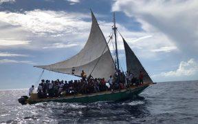 EU intercepta a un centenar de haitianos en las costas de Florida