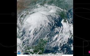 """Tormenta """"Nicholas"""" se desplaza a más velocidad hacia la costa central de Texas"""