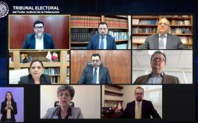 TEPJF ratifica sentencia con la que se confirma integración paritaria del Congreso de SLP