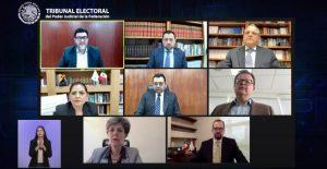 """TEPJF determina que plataforma """"Voto útil"""" no violó las normas electorales, como lo acusó Morena"""