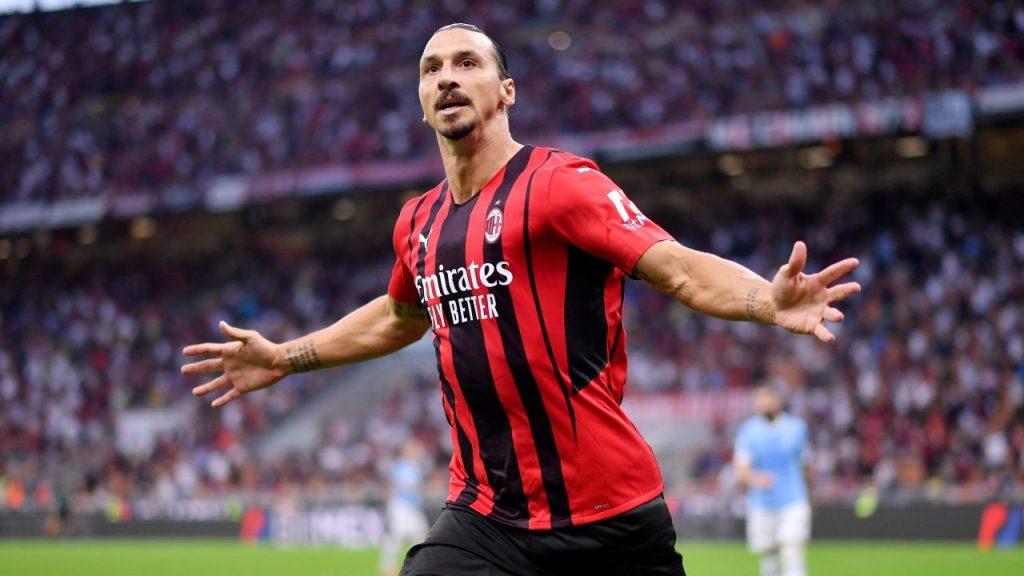 Ibra regresó a lo grande con el Milan, pero una nueva lesión lo aparta del debut en Champions. (Foto: Reuters).