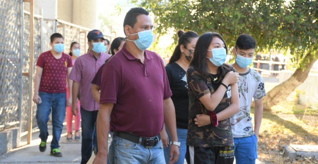Coahuila inicia vacunación contra Covid-19 en niñas y niños de 12 a 17 años