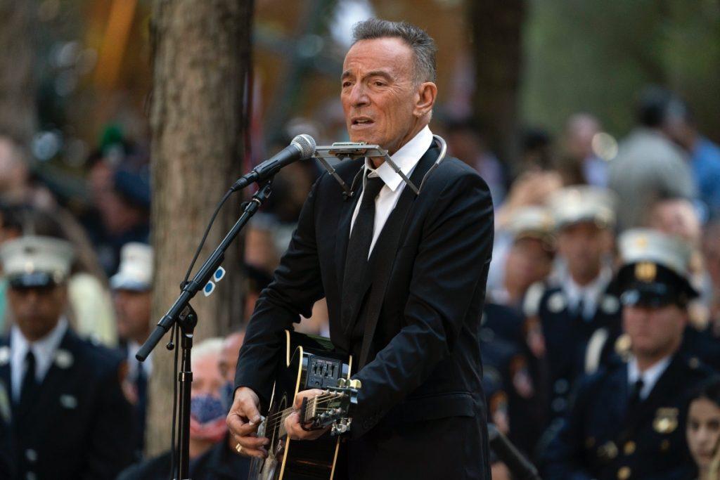 Los objetos populares de Bruce Springsteen se exhibirán en el museo Grammy