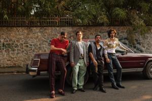 Bad Bunny, nuevo integrante de 'Narcos: México' promueve la tercera y última temporada