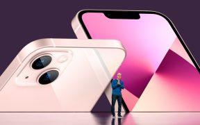 Apple reveló el iPhone 13 y estas son sus novedades
