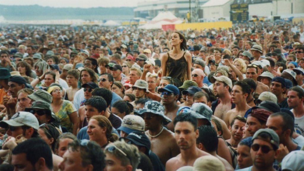 El documental de Woodstock '99 'Burn It Down!' tendrá su estreno mundial en el Festival de Cine de Londres
