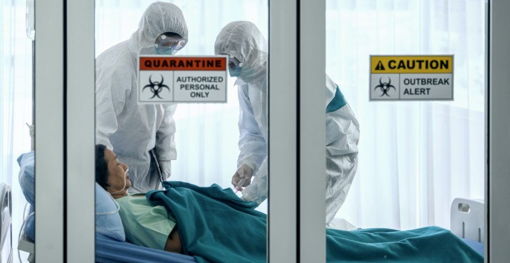 covid-hospitales-shutterstock