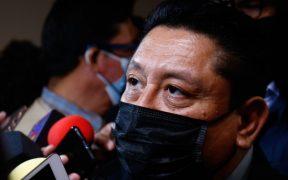 """""""No soy delincuente y no cometí ningún delito"""", dice el fiscal de Morelos luego de que Diputados determinaran que no tiene fuero"""