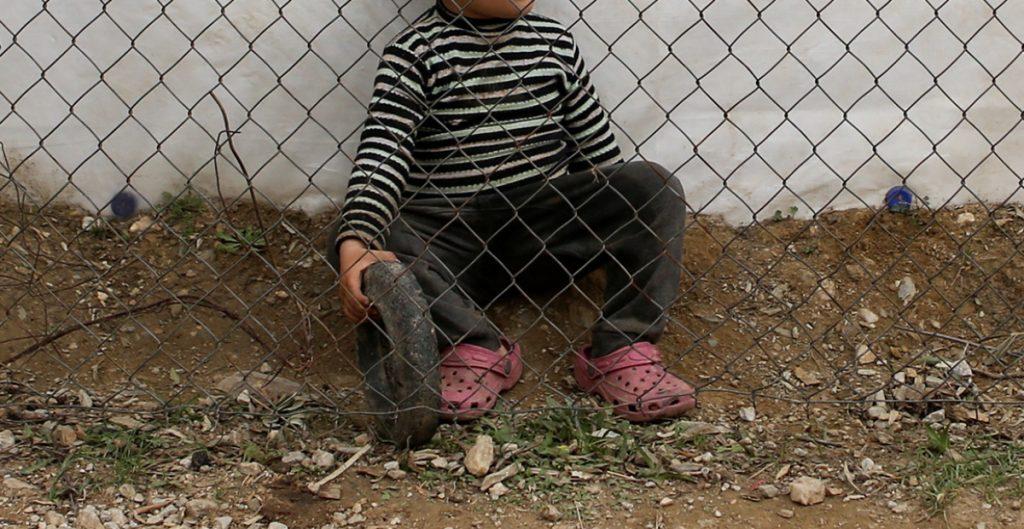 Hallan a dos menores abandonados en río fronterizo entre México y EU