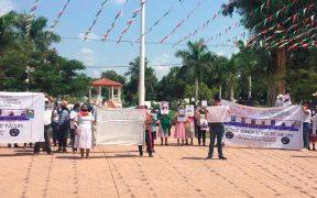 Yaquis exigen justicia a dos meses de la desaparición de 10 de sus integrantes
