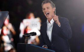 Cierran urnas en elección especial para destituir al gobernador de California, Gavin Newsom