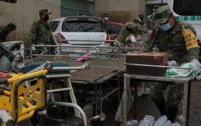 Protección Civil emite declaratoria de emergencia para 9 municipios de Hidalgo tras inundaciones