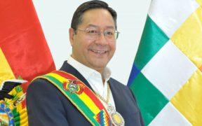 Luis Arce, presidente de Bolivia, respaldará a AMLO para sustituir la OEA con la Celac