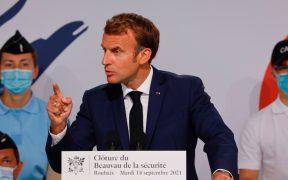Líder de Estado Islámico en Sahel fue neutralizado, confirma Macron