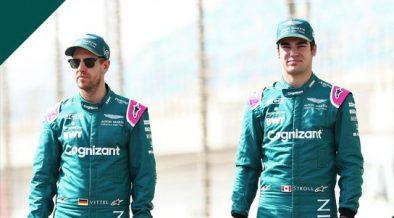 Vettel y Stroll continuarán al volante de Aston Martin. (Foto: @F1).