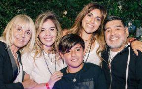 Los hijos de Maradona tomaron control de su cuenta de Instagram. (Foto: @maradona).