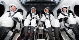 La primera misión espacial civil inicia sus investigaciones científicas a bordo de cápsula de SpaceX