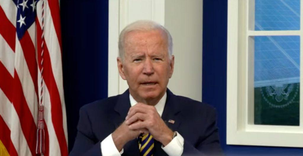 Biden propone en foro de cambio climático reducir emisiones globales de metano en 30% para 2030
