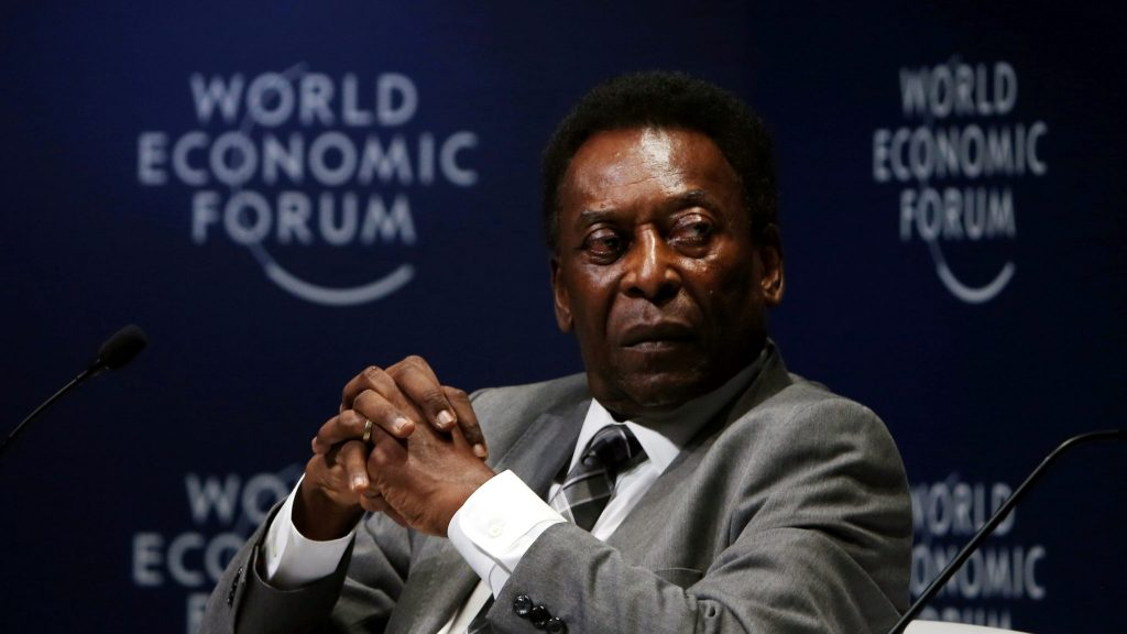 Pelé está en el hospital desde agosto. (Foto: Reuters).
