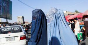 Talibanes sustituyen Ministerio de la Mujer por Ministerio de la Virtud